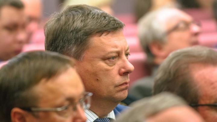 Европейский суд рассмотрит дело о скандальном банкете экс-мэра Самары Олега Фурсова