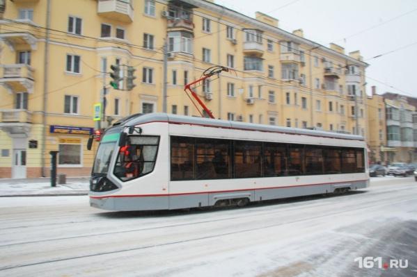 Горожанин хочет восстановить трамвайный маршрут № 11 «Мясокомбинат — улица Орбитальная»