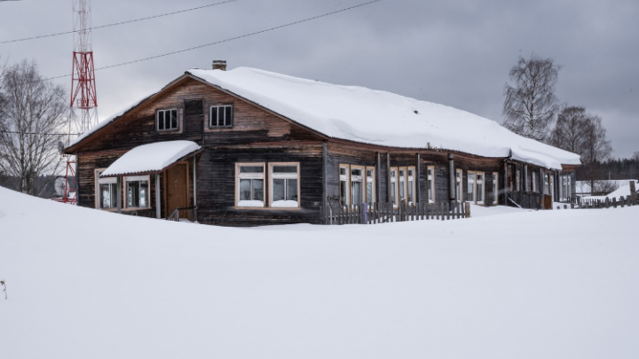 Жители посёлка в Архангельской области решили «накраудфандить» денег на клуб и музей