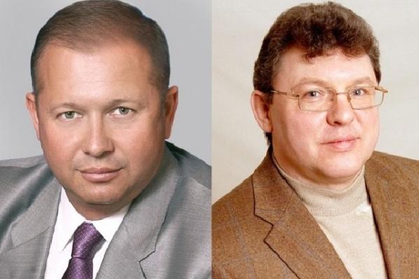 Алексей Зверев и Евгений Щур