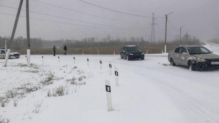 Мокрый снег и гололедица: на Южном Урале ухудшится погода