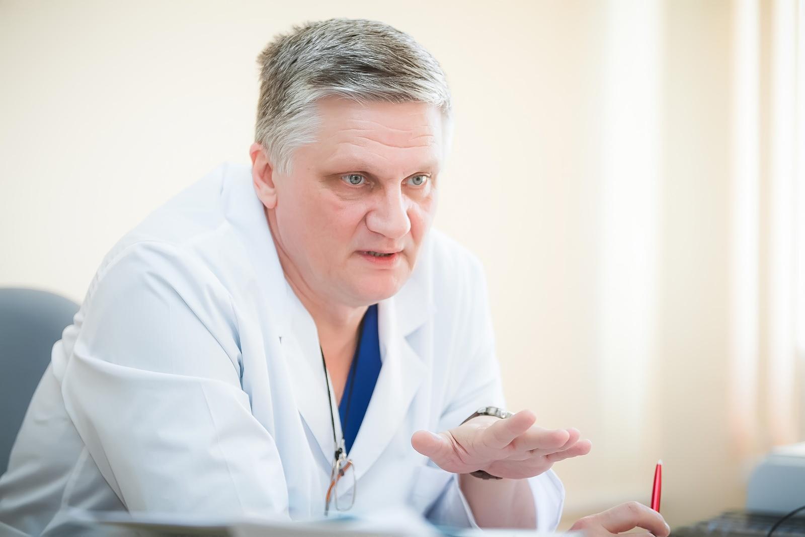 По словам Сергея Надеждина, прививка защитит от инфекции надежнее всего