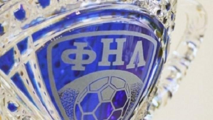 «Тюмень» забила пять голов в ворота «Шинника» на матче первенства ФНЛ