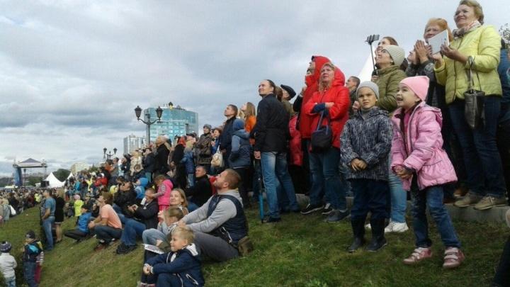 «Дискотека Авария» на сцене, шоу – в небе и на воде: программа празднования Дня города в Самаре