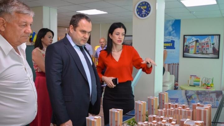 Новая школа появится в Пролетарском районе Ростова