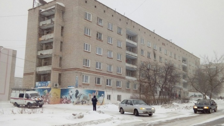Жительница сгоревшего общежития в Чусовом: «У нас постоянно были замыкания проводки»