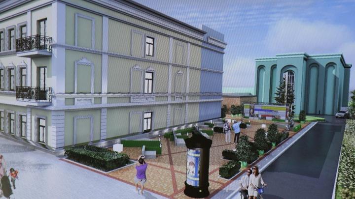 Музей Эльдара Рязанова в Самаре откроют 11 декабря: эскизы проекта