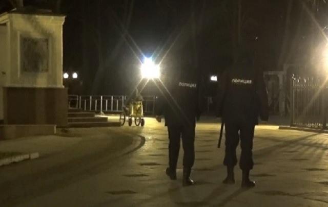Более тысячи полицейских охраняли ярославцев на ночных богослужениях в Пасху