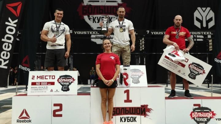 Двое челябинцев вырвались в тройку победителей на чемпионате СНГ по кроссфиту