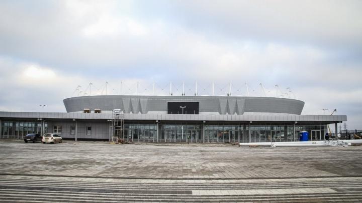 Мест нет: футбольным болельщикам запретят приближаться на своих машинах к «Ростов Арене»