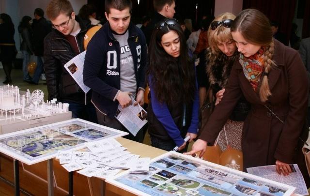 В РГСУ прошел день открытых дверей для абитуриентов Неклиновского района
