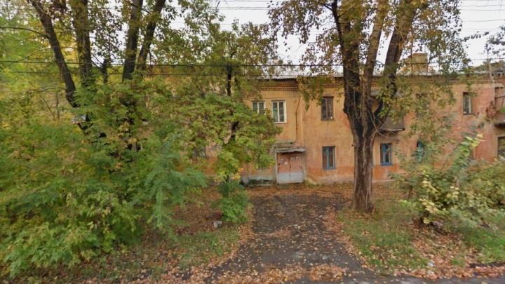 Областной прокурор обязал главу Челябинска заняться рассыпающейся двухэтажкой