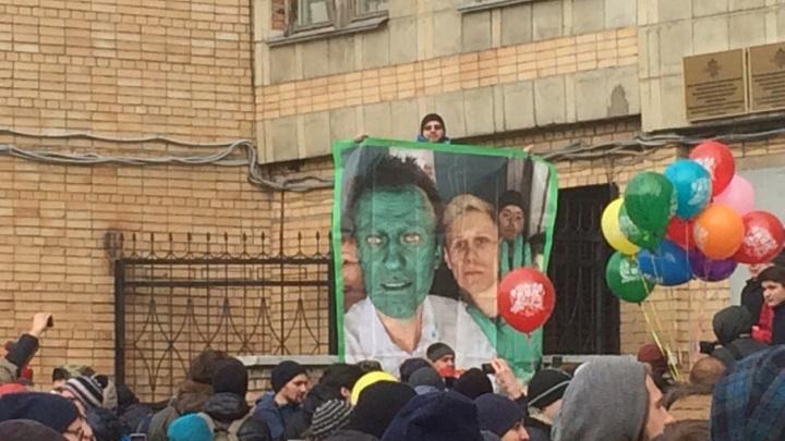 Сторонники Навального проведут в Самаре шествие по улице Свободы