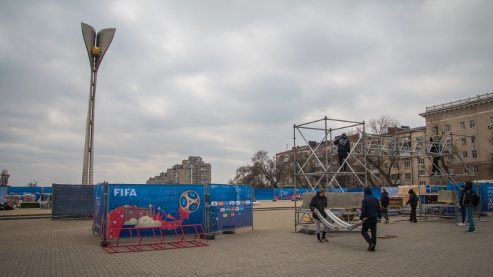 Будет чисто, как в операционной: на уборку Театральной площади во время ЧМ-2018 потратят 10 миллионов