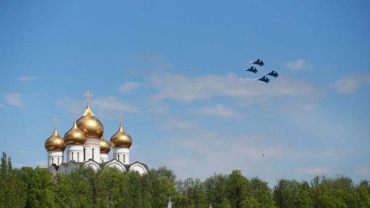 Парашютисты, авиа- и аквашоу: как Ярославль отпразднует юбилей полёта Терешковой в космос