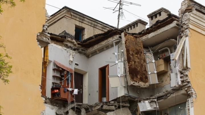 Дело о взорвавшемся доме на Университетском дошло до суда