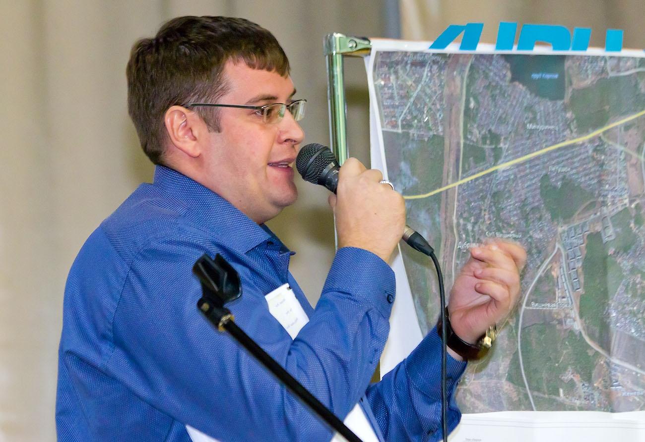 Проектировщик Евгений Грязнов заявил, что вариант дороги через центр «Петушка» самый дешёвый
