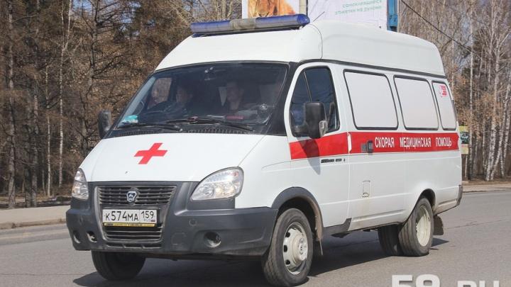 На железнодорожных путях в Перми погиб ребенок