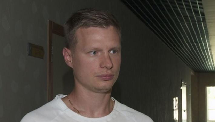 Форвард «Урала» Александр Ставпец перешел в «Тюмень»