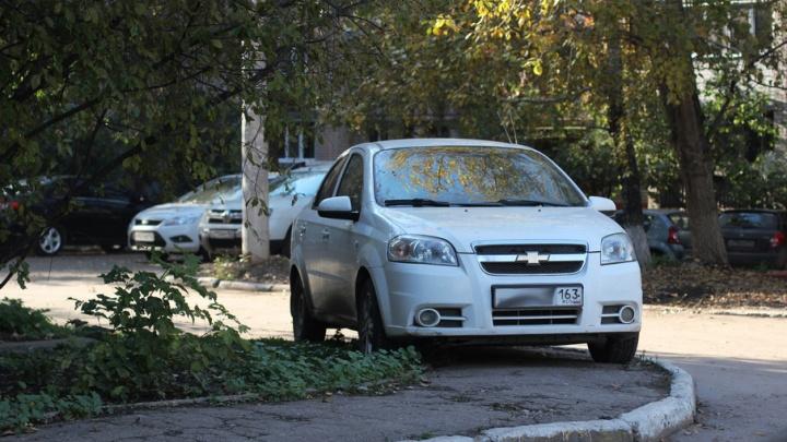 Снести гаражи, построить парковки: как самарцы хотят благоустроить свои дворы