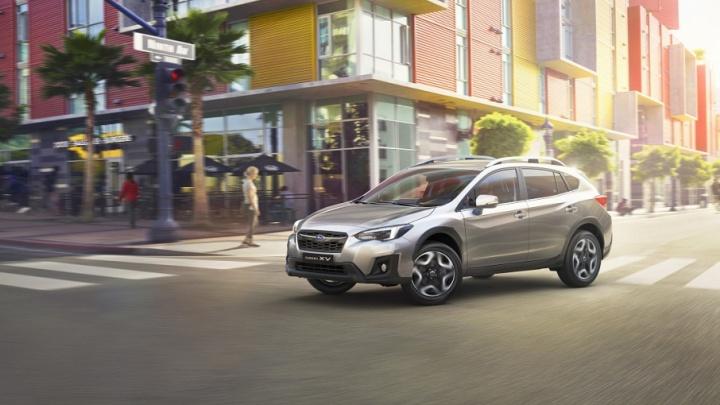 Безопасность и комфорт: в Архангельске представят новый Subaru XV