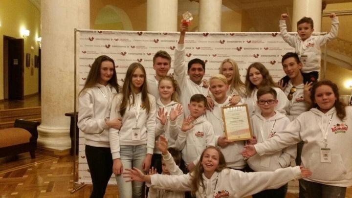Ярославская киностудия получила Гран-при на фестивале в Сочи