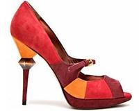 Много обуви в ТРЦ «Па-На-Ма»