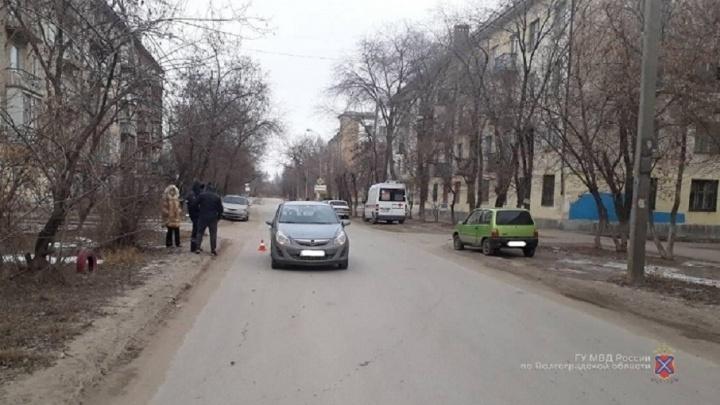 В Кировском районе женщина за рулем сбила 9-летнюю девочку