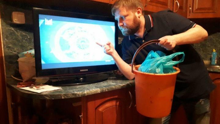 Мэр Ярославля предложил стыдить и показывать по телевизору тех, кто мусорит