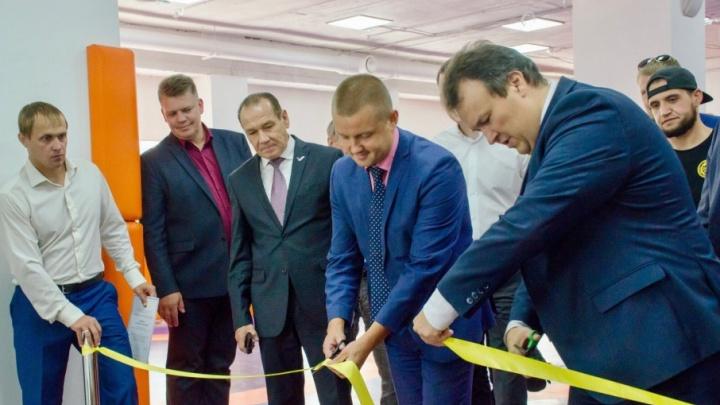 Новый спортивный зал для единоборств открыли в округе Варавино-Фактория
