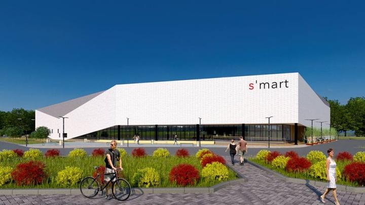 Гипермаркет, аптека, фастфуд: на северо-западе Челябинска построят новый торговый центр