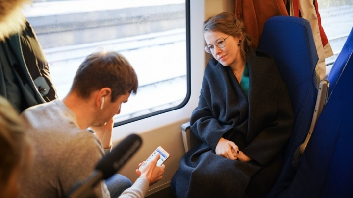 Кандидат в президенты России Ксения Собчак вновь отложила визит в Самару