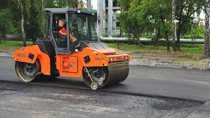 На ремонт тюменских дорог из бюджета выделили 461 миллион рублей: список объектов