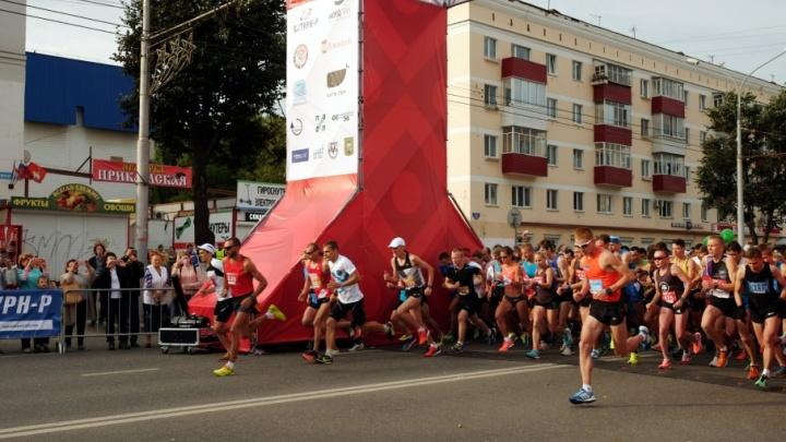 Организаторы Пермского марафона открывают «Школу спортивного волонтера». Как в неё попасть?