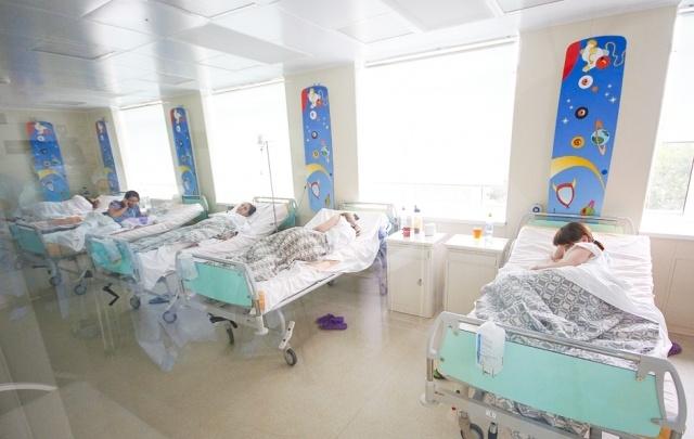 В областном перинатальном центре за полгода родилось 2763 малыша