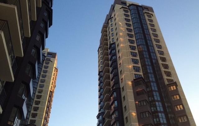 Жилой комплекс в центре города распродает лучшие квартиры