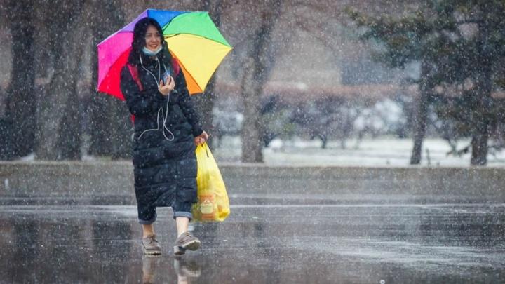 В Волгограде прогнозируют дожди и крепкий ветер