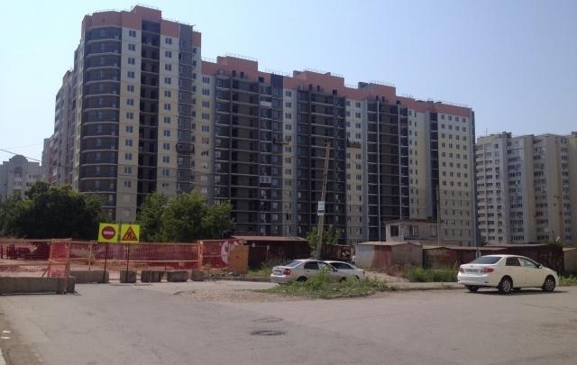 В Самаре долгострой на Киевской/Карла Маркса обещают сдать к концу года