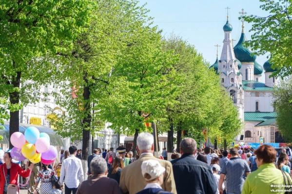 В Ярославль ждут миллионы туристов и рублей