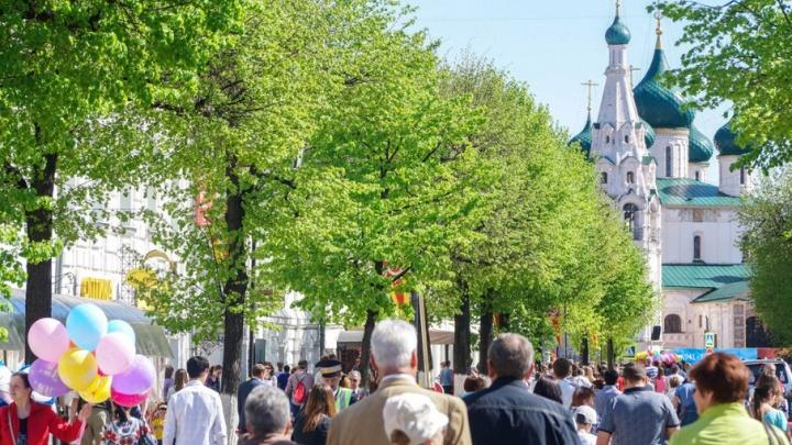 Правительство: за 8 лет Ярославль должен войти в пятерку лучших турцентров страны