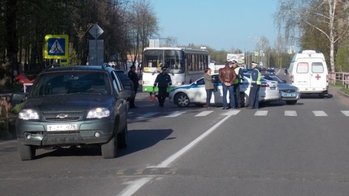 Подробности ДТП в Рыбинске: сбитый автомобилем ребенок скончался в реанимации