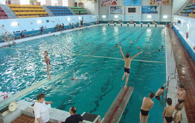 В Самаре в ФОК «Орбита» начали учить плаванию детей с ограниченными возможностями