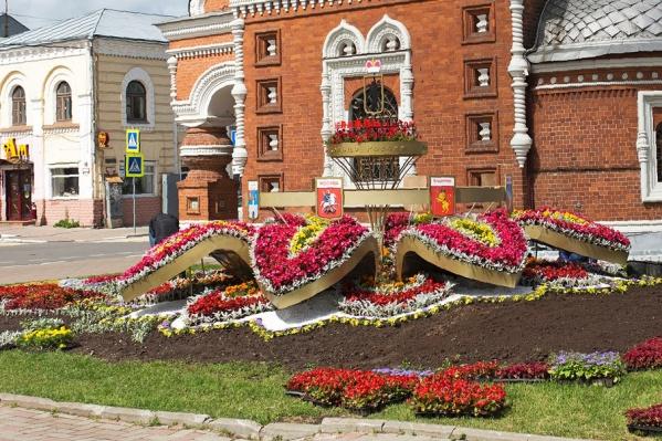 В Ярославле нашли туристический квартал