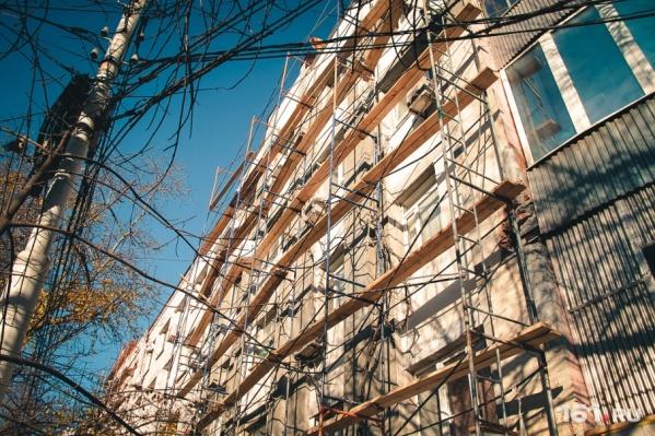 Дом на Соколова затапливало 49 раз