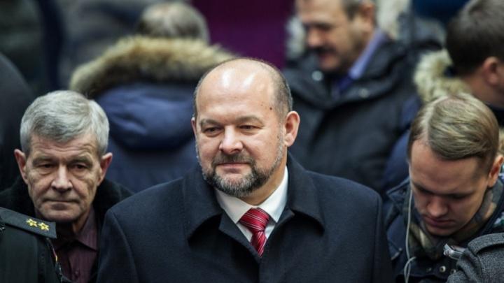 Игорь Орлов «провалился» на четыре позиции в национальном рейтинге губернаторов