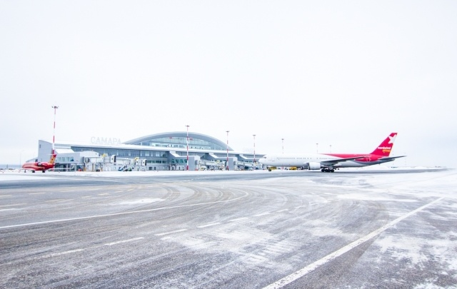 В апреле из Самары пустят авиарейсы в Минеральные Воды и Красноярск
