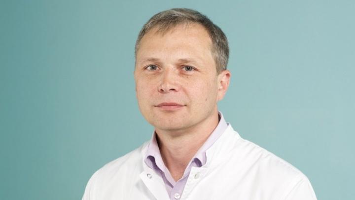 Евгений Камкин снова станет главным врачом службы скорой помощи Перми