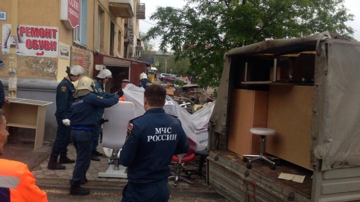 Жильцы взорвавшегося в Волгограде дома считают издевательской компенсацию за квартиры