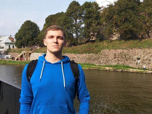 Александр Канайкин..фото предоставлено автором