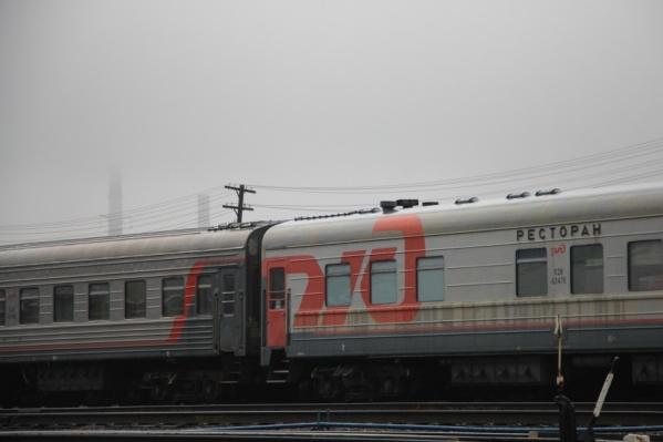 Поезда будут ходить три раза в неделю